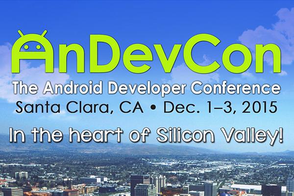 AnDevCon logo